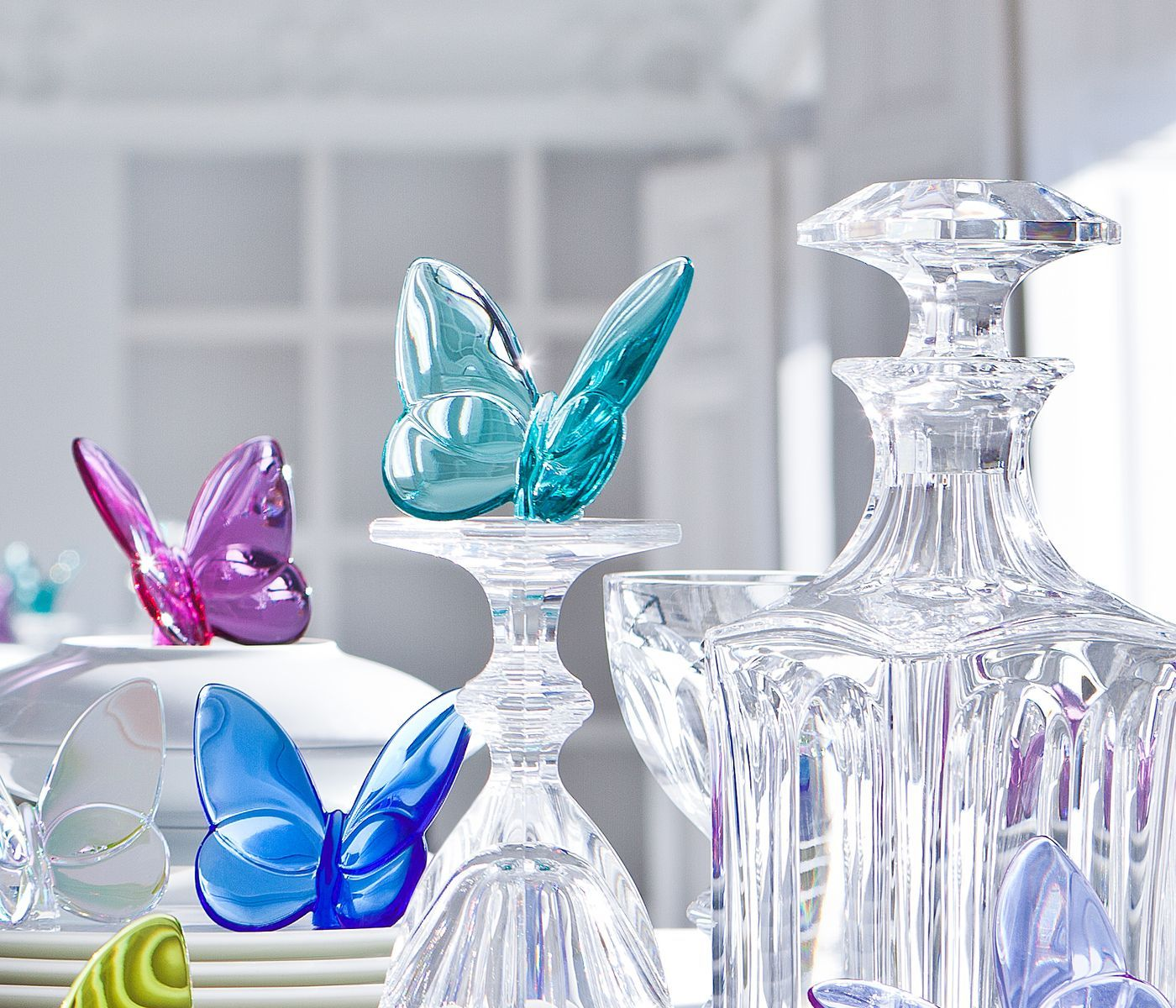 Papillon lucky butterfly butterfly crystals and glass baccarat crystal butterflies reviewsmspy