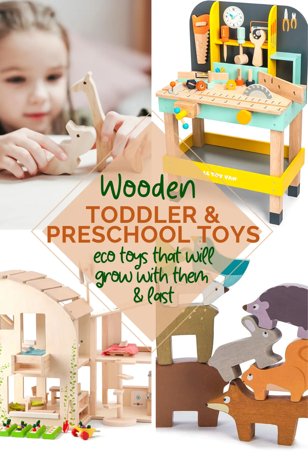 Best Wooden Toys for Babies, Toddlers and Beyond ...