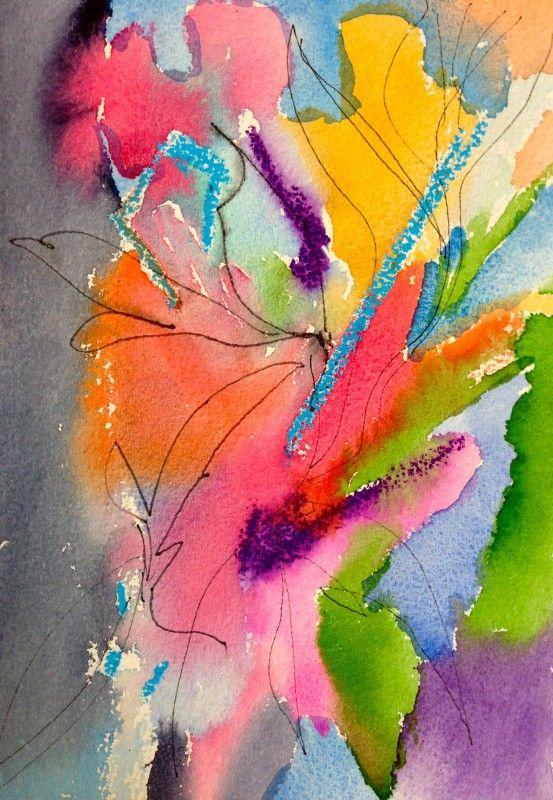 watercolor | JoyefulArtBlog