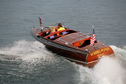 1937 Chris Craft 27 Custom Vintage Boats Runabout Boat