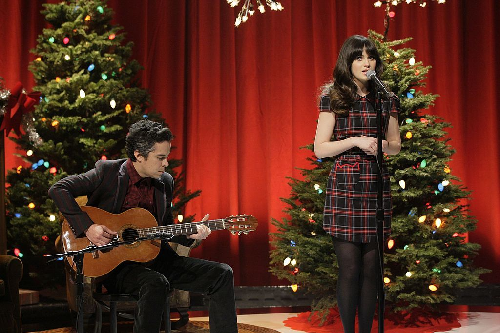 OMG, She & Him are coming out with a new Christmas album
