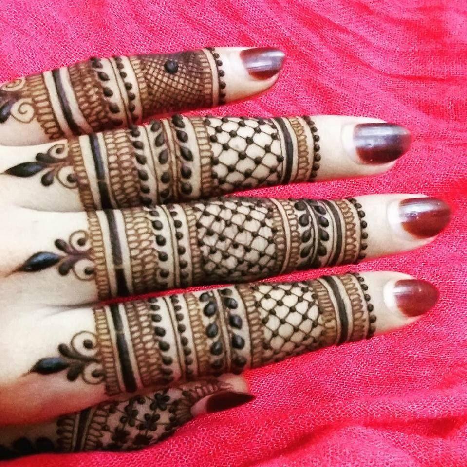 Mehndi Designs For Fingers Only Mehndi Designs For Fingers