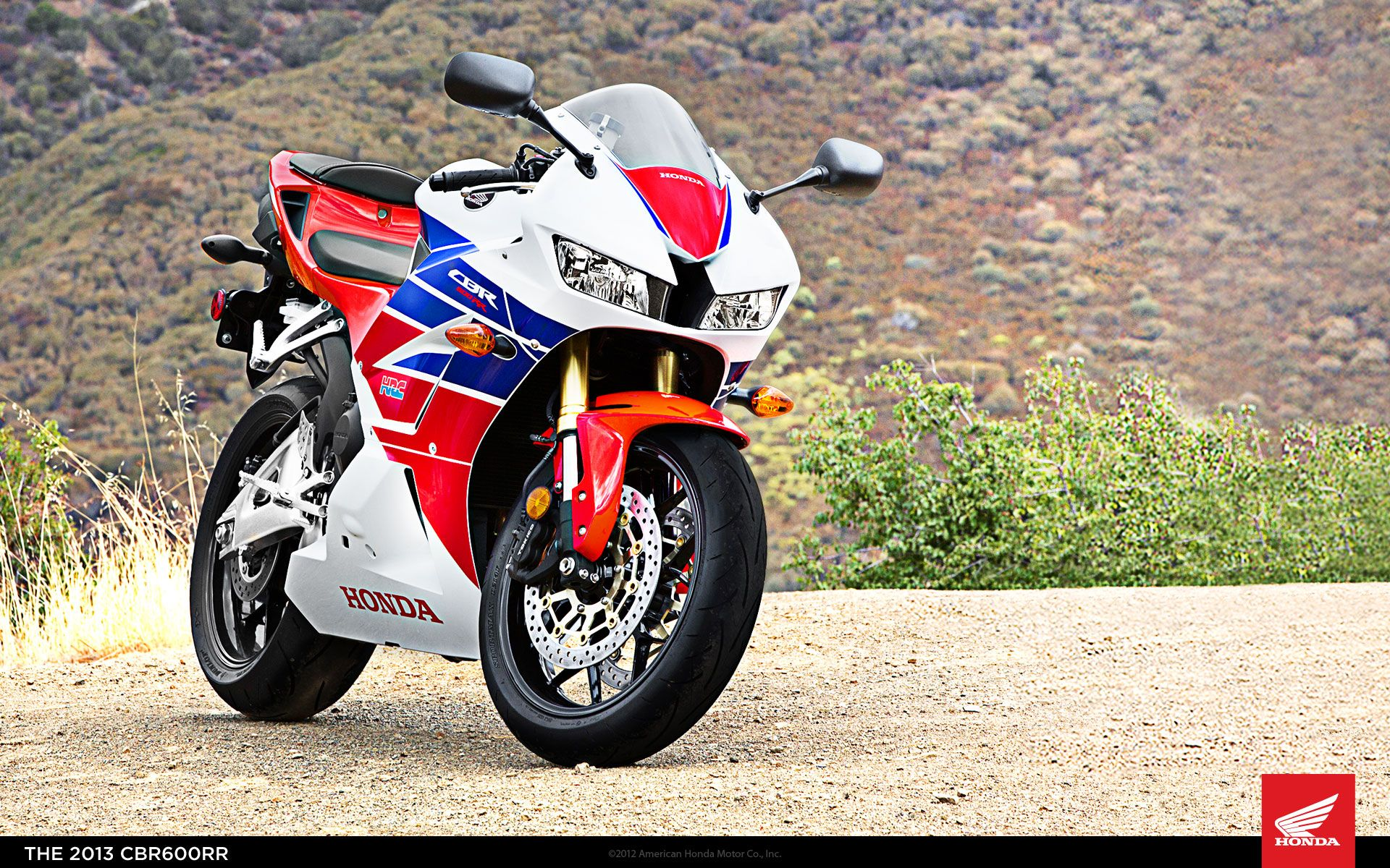 Honda Repsol Wallpaper Motorcycle: Honda CBR 600 2013 HD Wallpaper