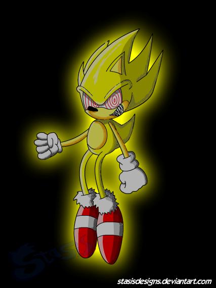 More Artists Like Fleetway Super Sonic Colour By K1llerrabbit Artist Artists Like Sonic