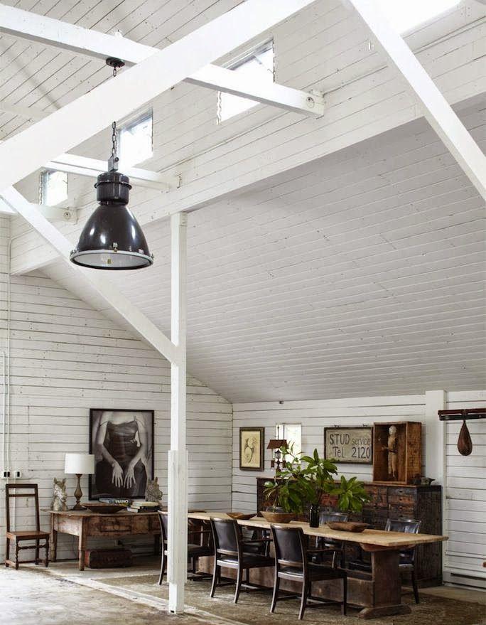 interior decor styling industrial scandinavian pendant interior