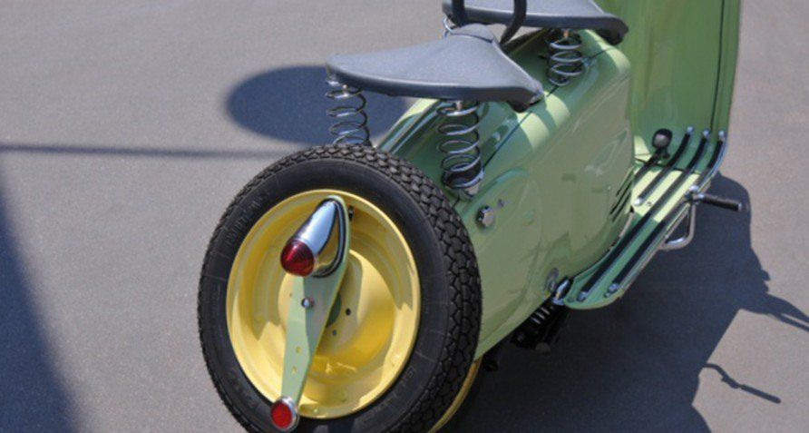 In vendita lo scooter di Zucchero del 1951: costo 6.400 euro - Foto - Giornale di Sicilia
