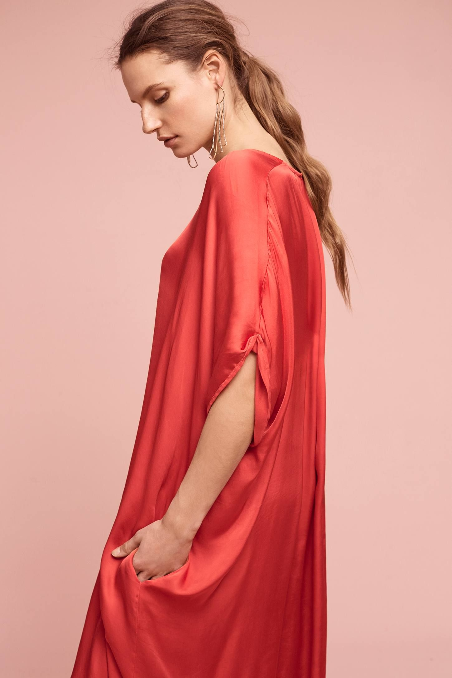 a2673f78f19a9 Shop the Scarlette Caftan Dress and more Anthropologie at Anthropologie  today. Read customer reviews, discover product details and more.