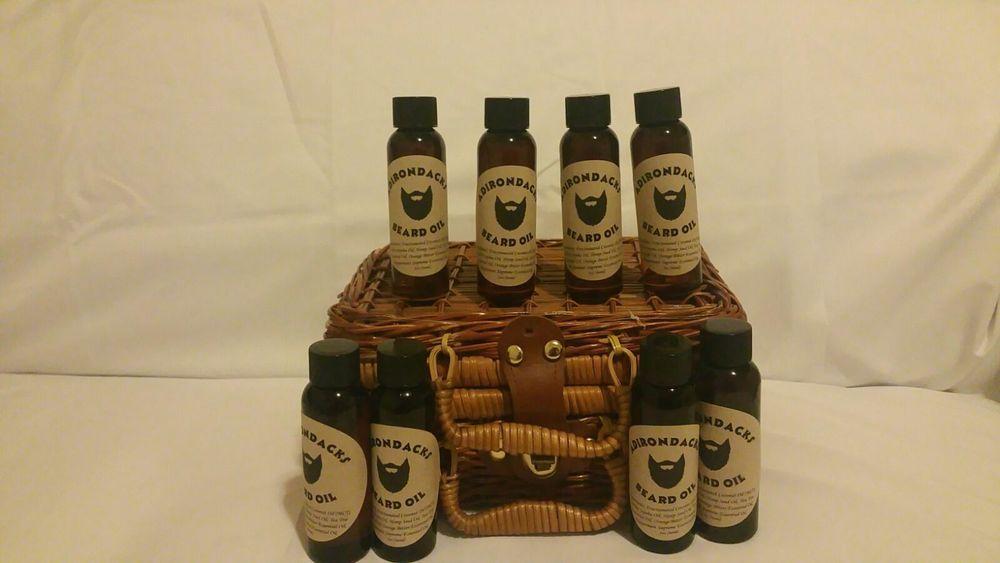 Adirondacks Beard Oil  2oz - hemp seed oil and tea tree.p #Adirondacks