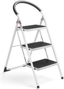Top 10 Best 3 Step Ladders With Hand Grip For Your Pick In 2020 In