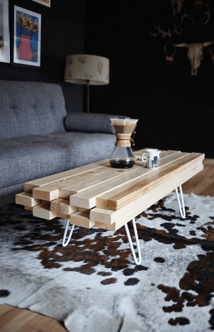 - 20 Surprising Coffee Table Ideas That Aren't Tables At All (With