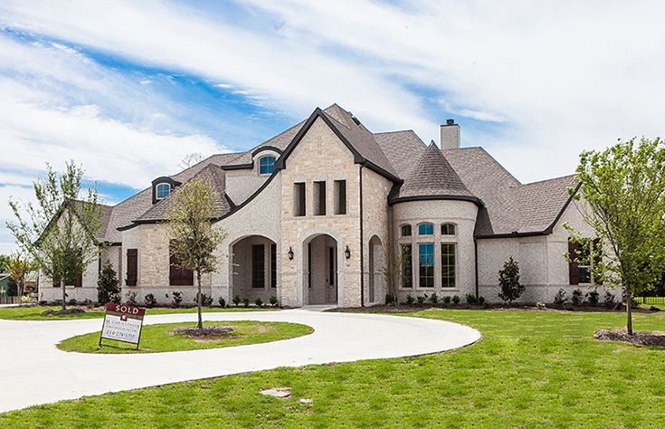 Beautiful One Story Home Built By M Christopher Custom Builder Visit Us At Http