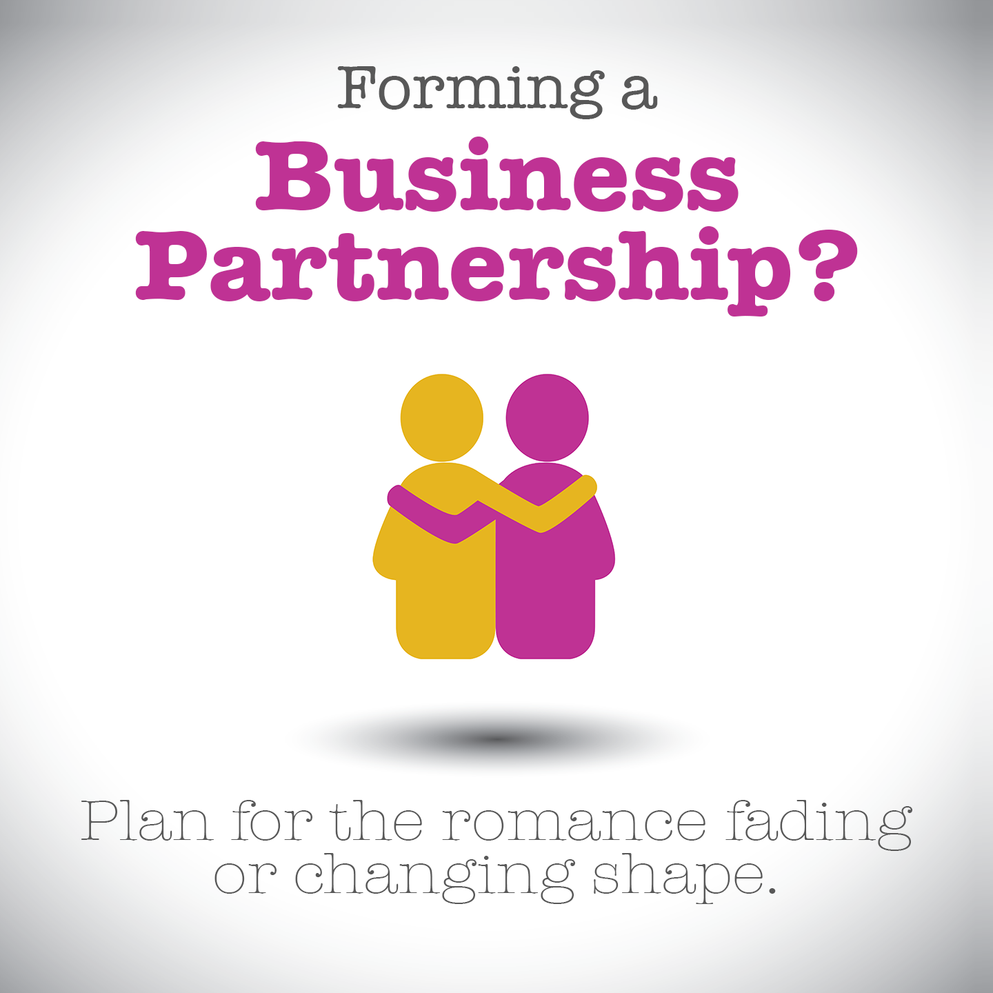 Do You Need A Written Partnership Agreement  Business