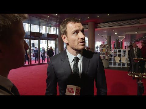 "realfassfans: "" Reporter Kaylum arrives in Edinburgh for the UK Premiere of Macbeth and talks not only to Lord Macbeth himself, actor Michael Fassbender, but the cast and crew behind the film. """