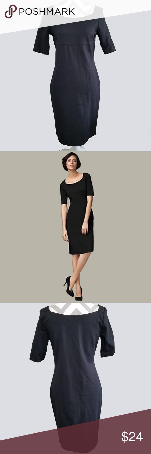 The New Little Black Dress Classic Black Dress Outfit Dresses Classic Black Dress [ 1875 x 1440 Pixel ]