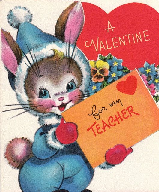 78 Best images about Valentines for teacher – Teacher Valentines Cards