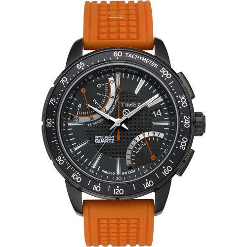 Timex IQ Men's SL Series Fly-Back Chronograph Strap Watch - T2N707