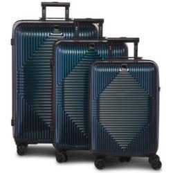Der Fabrizio Hartschalentrolley »Avenue« im 3-tlg. Set bietet für jede Reise den perfekten Begleiter. Die unterschiedlich großen Koffer präsentieren sich im modernen Look und überzeugen mit praktischen Merkmalen. Jeder Rollkoffer zeichnet sich durch eine durchdachte Innenaufteilung aus. Sie sind komplett gefüttert und für ein ordentliches Packen stehen Kreuzspanngurte sowie Raumteiler mit Netzfach zur Verfügung. Das Reisegepäck lässt sich dank der vier leichtläufigen Rollen bequem ziehen. Für Si