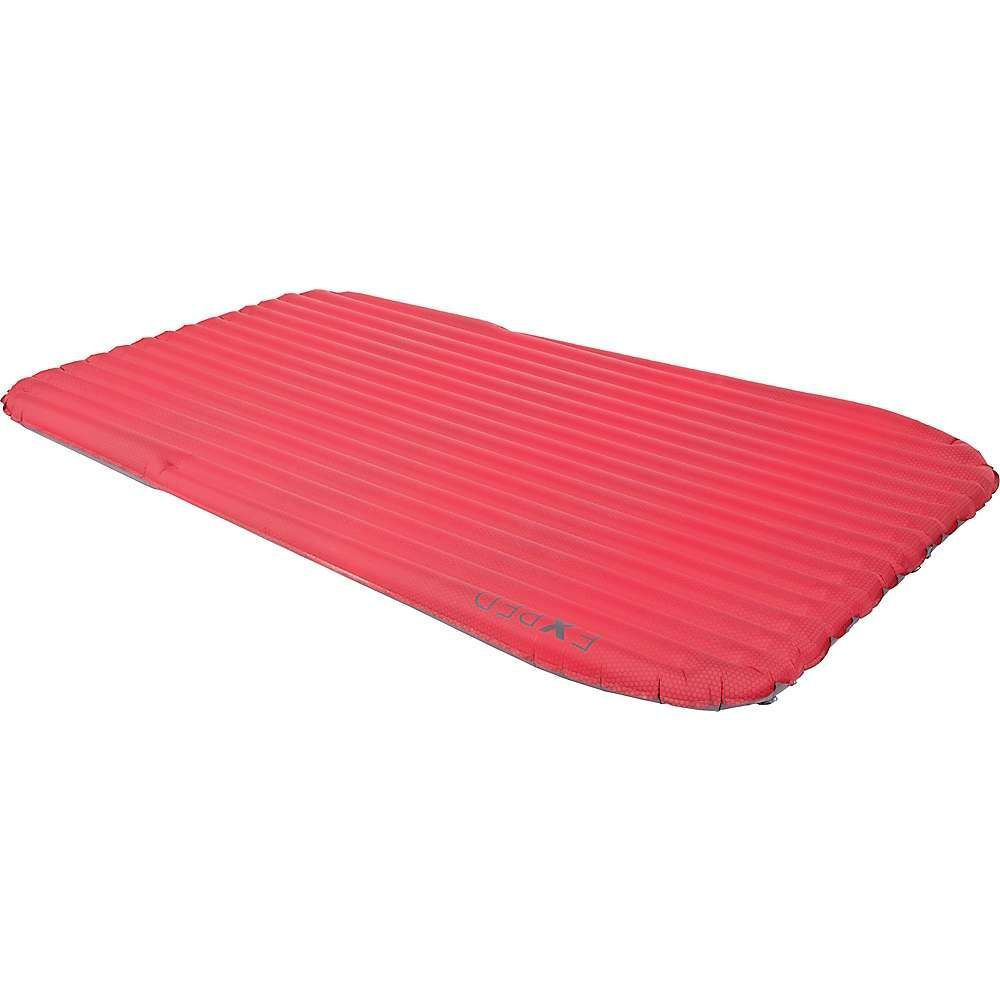 Exped synmat hl duo winter sleeping pad sleep in a tent pinterest