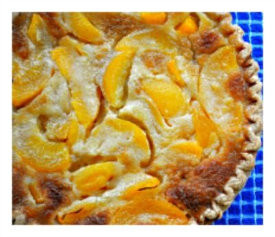 Buttermilk Peach Pie 1 Can 29 Oz Yellow Cling Peaches In Heavy Syrup Drained 2 Heaping T Fl 1 C Sug 3 Favorite Pie Recipes Peach Recipe Peach Custard Pies