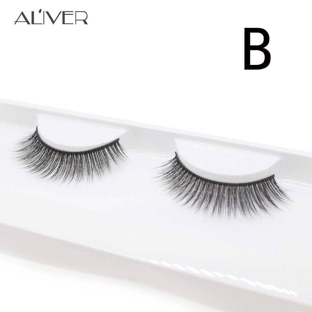 d082c638d4d $1.0 AUD - Thick Natural Long Cross Party False Eyelashes Black Band Fake  Eye Lashes 1 Set #ebay #Fashion