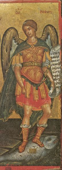 Raphael, Archangel - S436