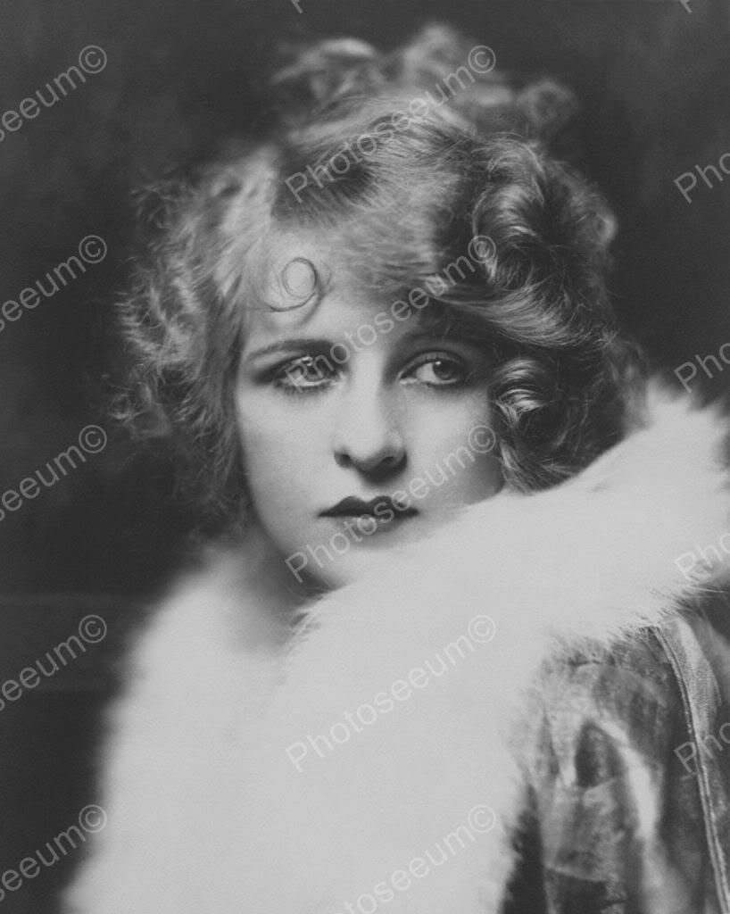 Myrna Darby Showgirl Vintage 8x10 Reprint Of Old Photo