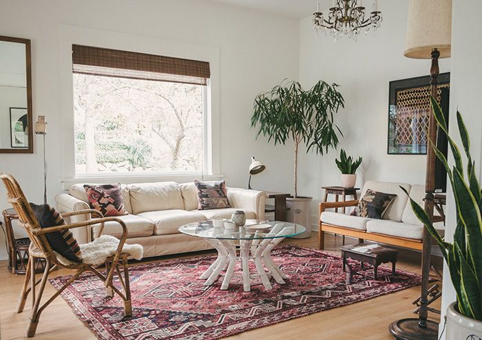 A Mid-Century Eclectic Seattle Abode | Seattle, Victorian and Mid ...