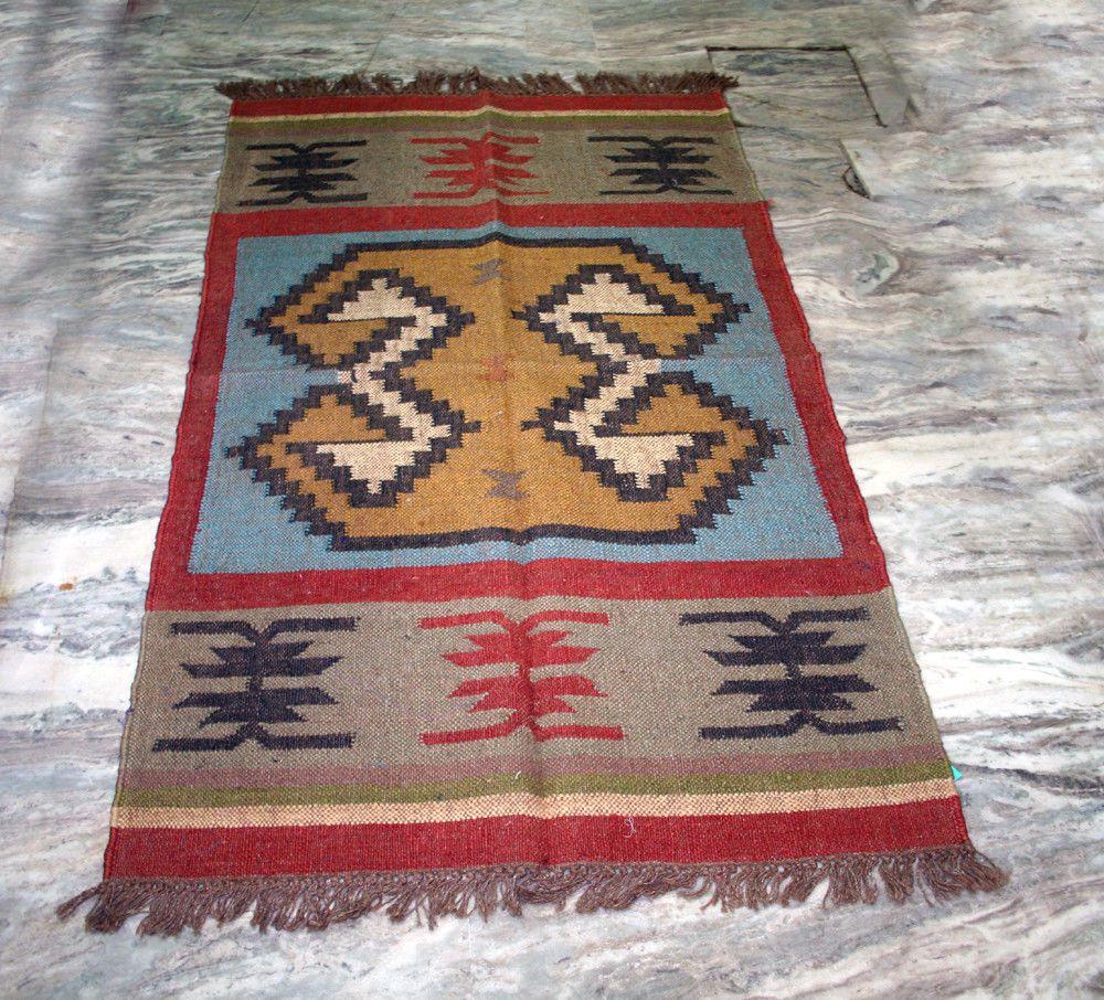 Moroccan Rug Persian Vintage Kilim