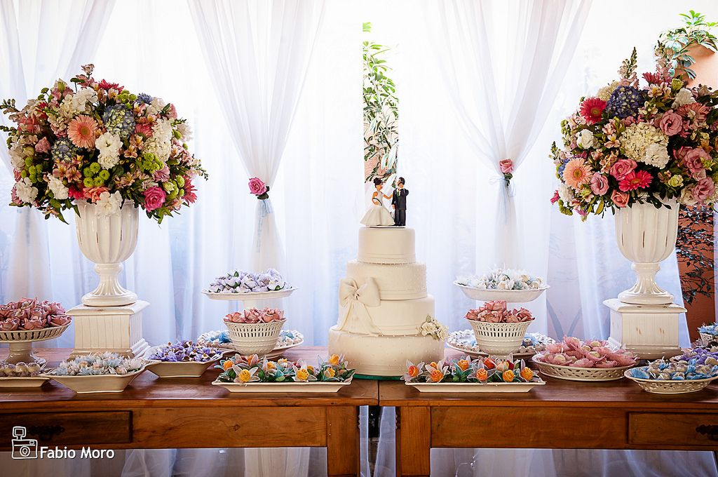 Decoração Com Voal ~ Decoraç u00e3o de Casamento Rústico Romantico Casamento rústico rom u00e2ntico, Decorações de casamento