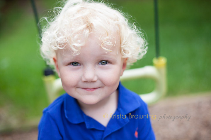Blonde Haired Boy Port St Lucie Wedding And Portrait