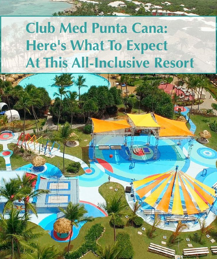 American All Inclusive Vacations In Hawaii: We Review Club Med Punta Cana