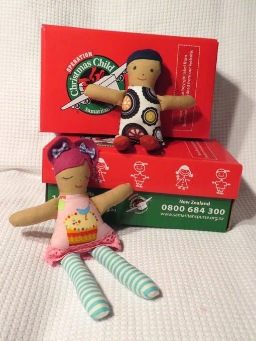 Dolly Donations: Free Small Doll Sewing Pattern for Operation ...
