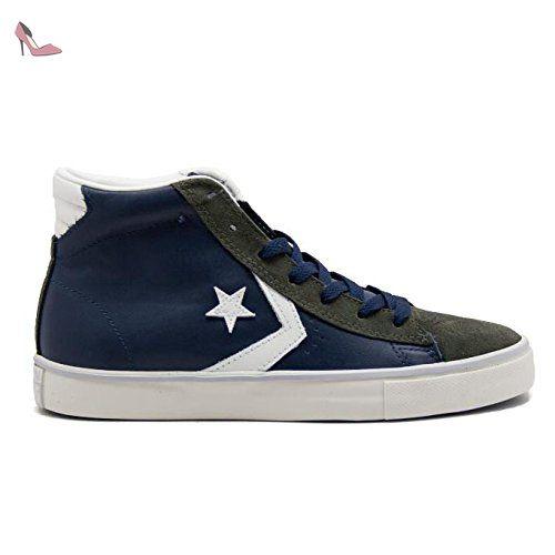 Converse Pro Blaze Hi Leather/suede 341618c Moda Enfant 12,5 C Us - 30 It