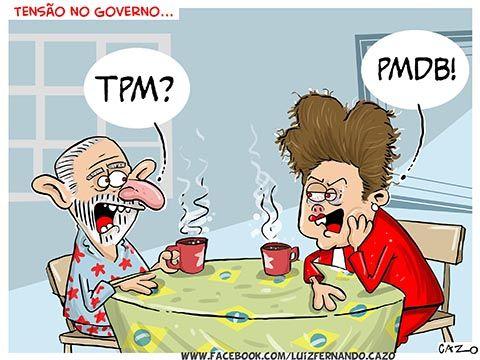 Tensão no governo