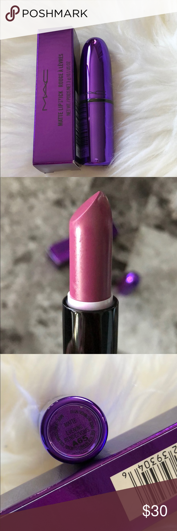 Evening Rendezvous Mac Lipstick NWT Maquillage mac