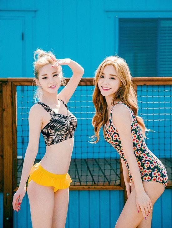 39a3cef805 Korean Summer Bikinis 2017