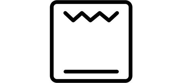 Aeg Oven Grill Symbol