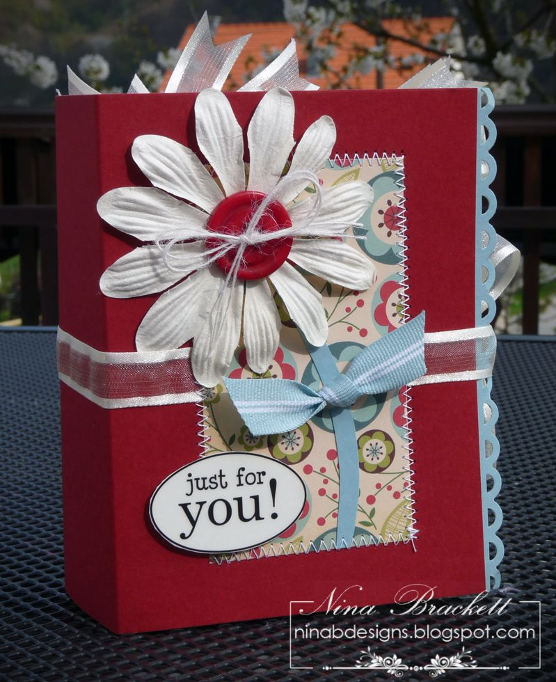 scrapbook cards | Boxed Cards Gift Set
