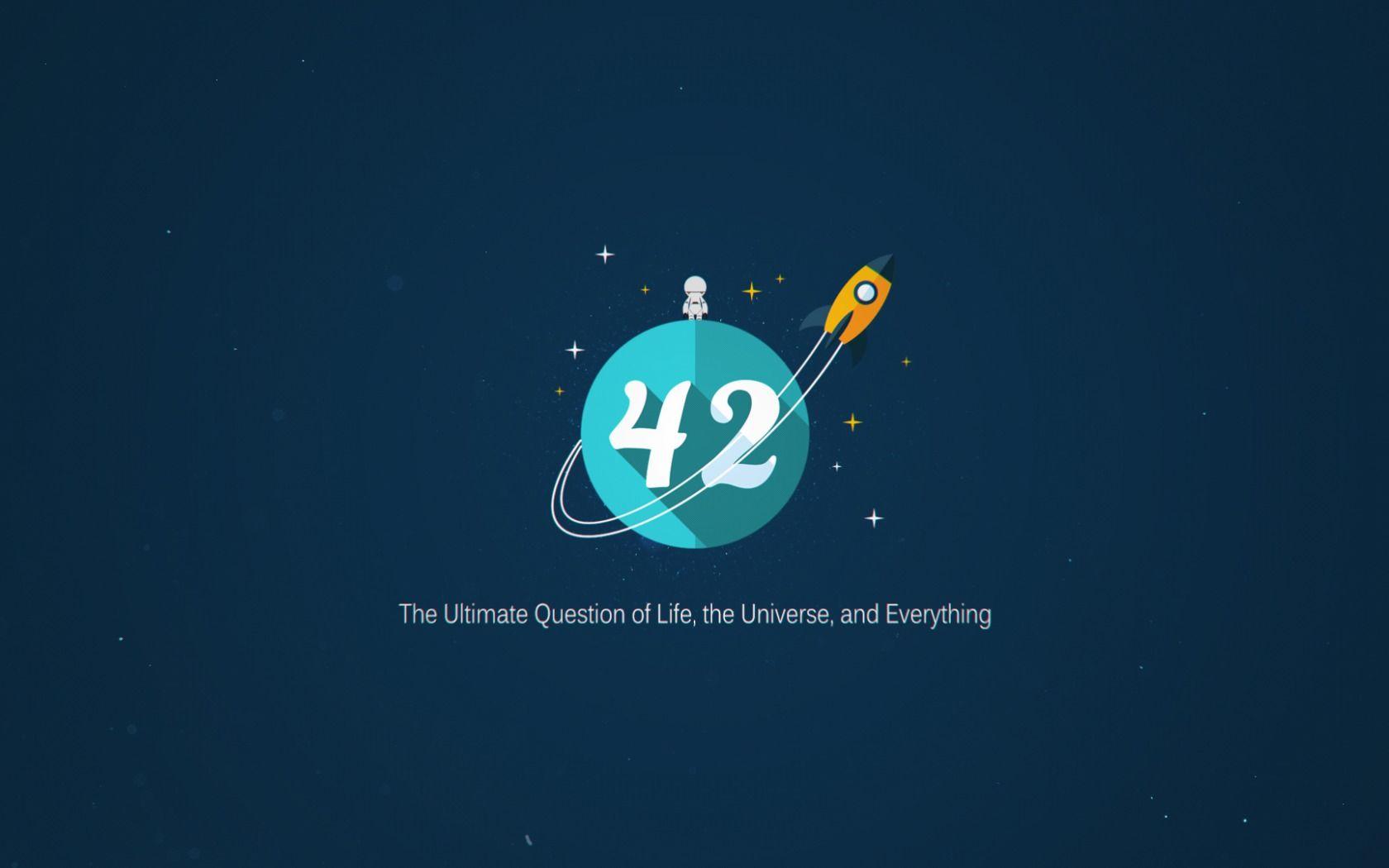 Pin De Vik Incub Em The Answer O Guia Do Mochileiro Das Galaxias