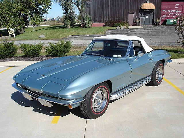 1967 Corvette Thanks To Vic M For Sharing With All Appreciated