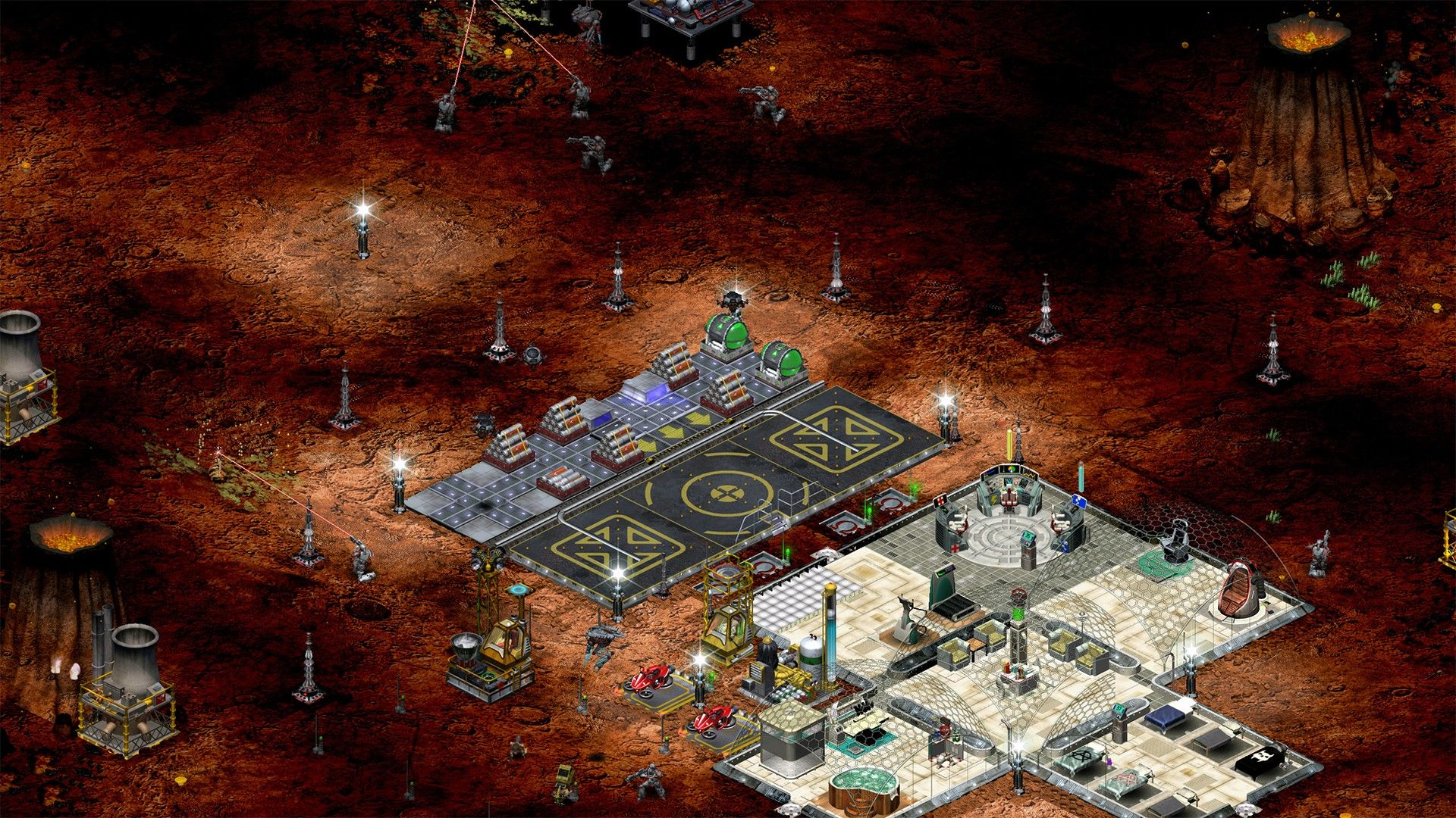Space Colony isometric game on Steam Space colony