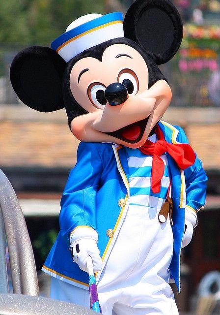 Meet & Smile | Tokyo Disney SEA