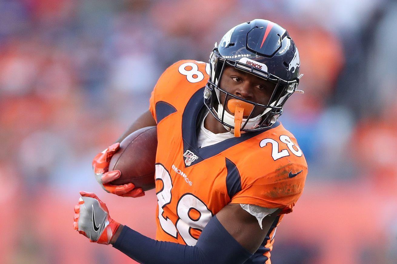Broncos Players Eye Milestones Versus Titans Nfl News Nfl Update Nfl Nfl Slash Broncos Players Denver Broncos Players Broncos
