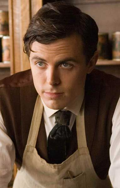 Casey Affleck In The Assassination Of Jesse James By The Coward