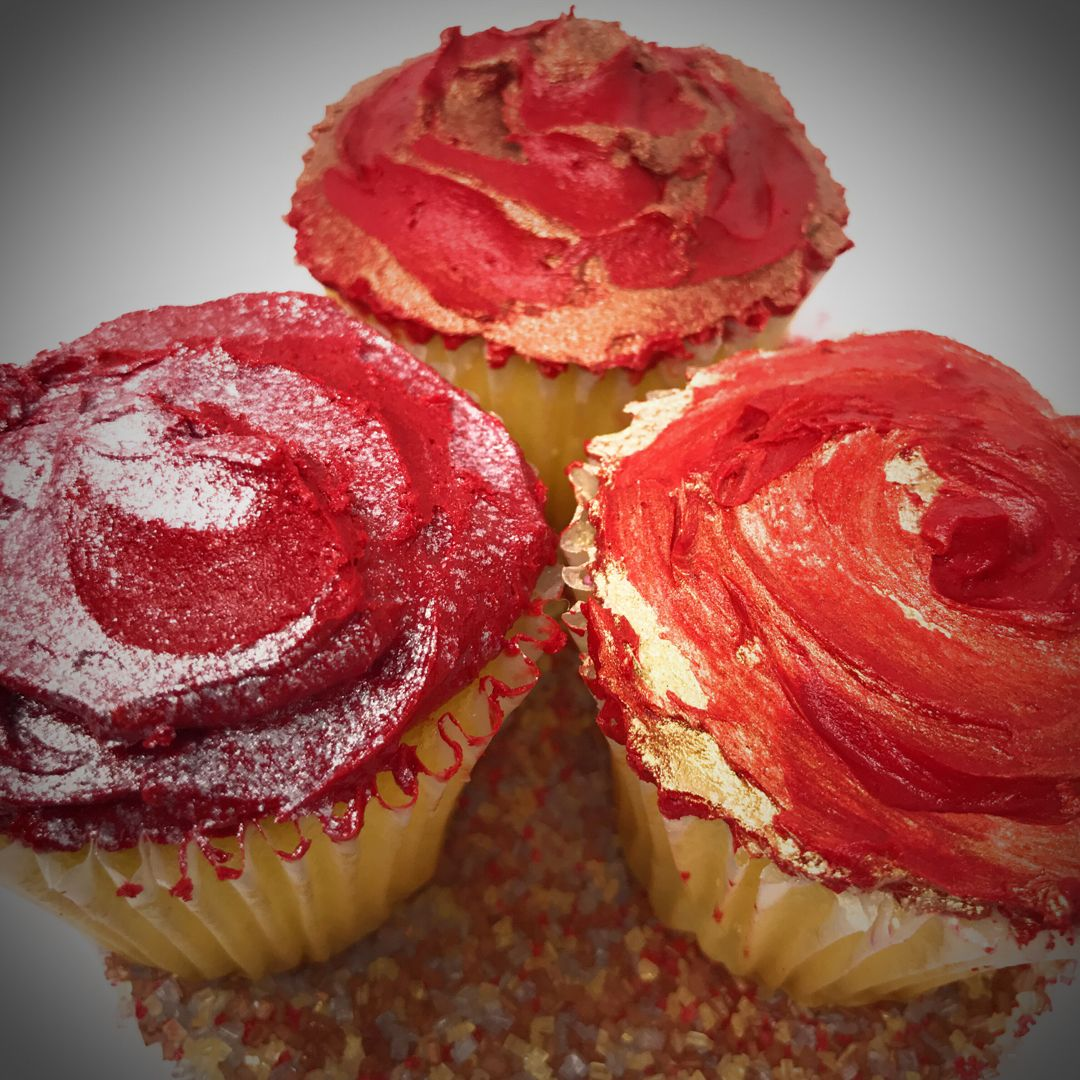 Natural Powdered Sugar Red | Cake decorating, Baker cake ...