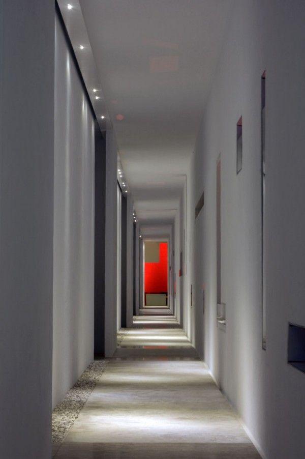Iluminaci n de hoteles iluminaci n de pasillos el hotel - Iluminacion de pasillos ...