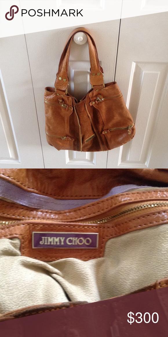 b7ade01105 Vintage Jimmy Choo slouch handbag Vintage Jimmy Choo slouch hand bag Jimmy  Choo Bags