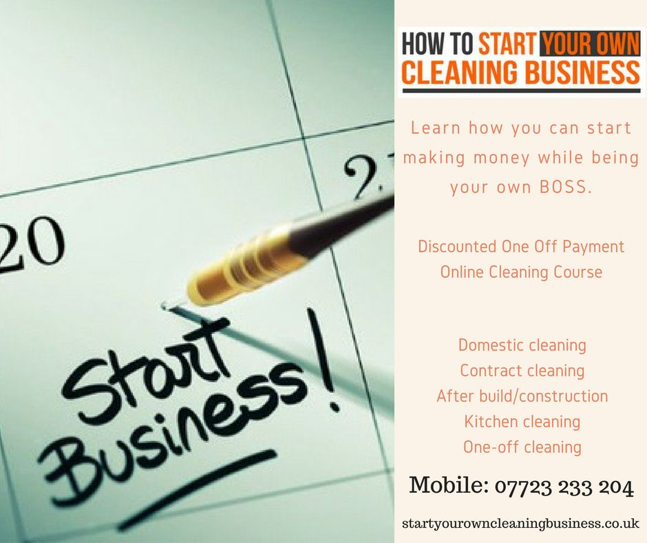 Cleaning Franchise Opportunity And Business Opportunities Along With How To Start