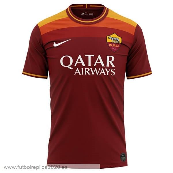 Concepto Casa Camiseta Roma 2020 2021 Naranja Baratas   Maillot de ...