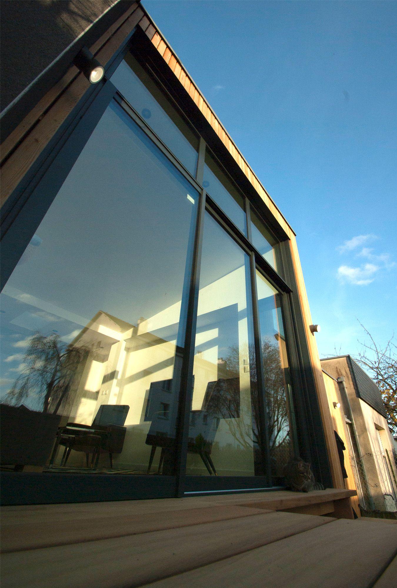 Conception moderne d 39 une maison d 39 une histoire for Conception maison moderne